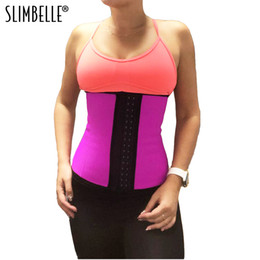 748091215f8d1 US Stock Women Waist Trainer Corset for Weight Loss Tummy Control Workout Body  Shaper Plus Size S-6XL Shapewear