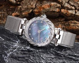 Petal watch online shopping - Hot ladies luxury diamond petal watch quartz movement fine steel watchband diameter of mm fashion leisure