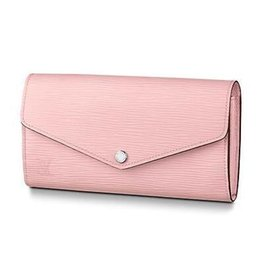acrylic photo key chains Australia - 2019 M61216 SARAH WALLET Water ripple pink Real Caviar Lambskin Chain Flap Bag LONG CHAIN WALLETS KEY CARD HOLDERS PURSE CLUTCHES EVENING