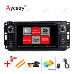 $enCountryForm.capitalKeyWord Australia - Acetry! Android 9.1 Car Multimedia DVD Player Radio For Chrysler 300C jeep Compass Dodge Grand Cherokee GPS Navigation stereo FM