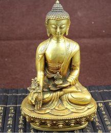 $enCountryForm.capitalKeyWord UK - Large Tibet Tibetan brass Medicine Buddha Statue