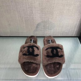 $enCountryForm.capitalKeyWord NZ - 2019 summer new recommendation slippers ladies brown flat slippers, comfortable upper, home must