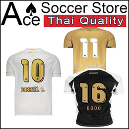 f3c2dfced 18 19 Santos FC home away THIRD SHIRT CUSTOMIZE 2018 2019 soccer jersey 7  PATO SANCHEZ 6 GUSTAVO H. 8 RENATO 5 ALISON football shirts