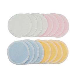 Makeup wipes online shopping - 8cm Bamboo Cotton Soft Reusable Skin Care Face Wipes Washable Deep Cleansing Cosmetics Tool Round Makeup Remover Pad Epacket