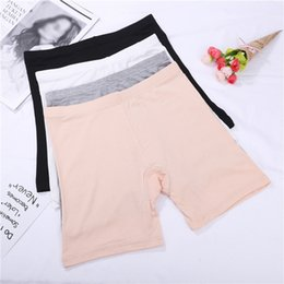 $enCountryForm.capitalKeyWord NZ - Hot 2019 Women Safety Shorts Pants Seamless Panties Girls Slimming Underwear Plus Size Safety Shorts