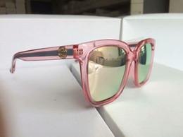 $enCountryForm.capitalKeyWord NZ - luxury top qualtiy New Fashion Sunglasses For Woman Designer Brand Sun Glasses with original box 2019 Hot