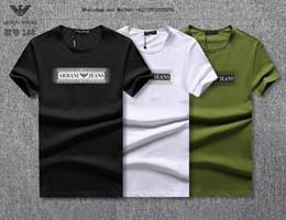 T Shirt For Men Korean Australia - Summer Customized Korean Edition Leisure Time Man T-shirt fashion Teenagers Short Sleeve Slim Men's Wear t shirts for men tshirts 0308