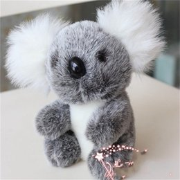 $enCountryForm.capitalKeyWord Australia - Koala Plush Toy Kawaii Cute Stuffed Doll Zoo Animals Gift 13cm Kid Boy Girl Soft Hot Sale 10zp D1