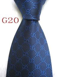 Jacquard woven neckties online shopping - G20 Silk Jacquard Woven Handmade Men s Tie Necktie