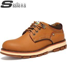 $enCountryForm.capitalKeyWord Australia - Leather Shoes Men Business Shoes Non Slip Thick Crust Oxfords Fashion Men Dress Hot Selling B879