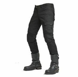$enCountryForm.capitalKeyWord UK - Wholesale for Komine Motocross Denim jeans Motorcycle Dirt Bike jeans racing pants Army Green and black