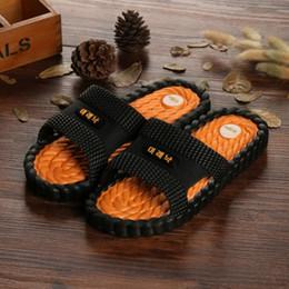 $enCountryForm.capitalKeyWord Australia - New Summer Men's Slippers Fashion Outdoor Slides Indoor Non-slip Slippers Beach flip flops Personalized men yu89
