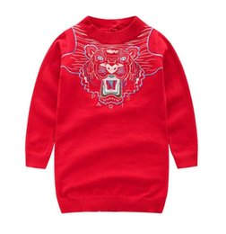 12 Year Child Models NZ - 2019 explosion models 3-12 years old net red parent-child loaded spring and autumn winter new tide wear female women and mother sweater swea