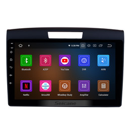 $enCountryForm.capitalKeyWord NZ - 9 Inch Android 9.0 GPS Navi Car Stereo for 2011 2012 2013 2014 2015 Honda CRV with Bluetooth Music USB WIFI support car dvd DVR 1080P Video