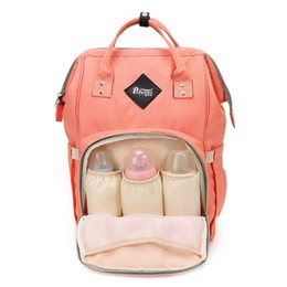 $enCountryForm.capitalKeyWord Australia - Hot high quality Oxford Large capacity multifunctional mummy backpack nappy bag baby diaper bags mommy maternity bag babies care product