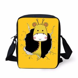 Cartoon Animal Printing Messenger Bags Women s Men s Bags Small Cross Body  Bag For Kid s Girls Boys Children Messenger Bag 60b7d99a3f10b