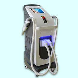 laser machines for hair removal NZ - multi function beauty equipment with ipl elight permanent hair removal and nd yag laser machine for sale