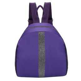 $enCountryForm.capitalKeyWord NZ - Xiniu Hot Sale Fashion Women Students Nylon Hit Color Shoulder Bag School Bag Tote Backpack School Bags for Teenage Girls