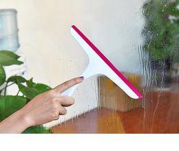 Washing Brush Glass Window Wiper Soap Cleaner Squeegee Shower Bathroom Mirror floor Car Blade Brush 777