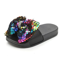 slippers funny 2019 - 2019 Summer Fashion Children's Outdoor Beach Sandals Kids Girls Summer Slippers Baby Funny Shoes Toddler Indoor Hom