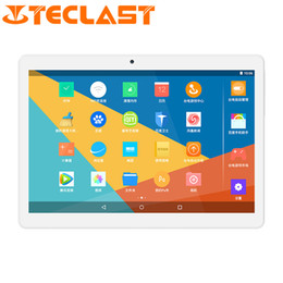 TableT pc gsm online shopping - Teclast X10 Quad Core Tablet PC MTK6580 GB ram GB Rom inch IPS Andorid WCDMA GSM GPS WIFi Dual cameras