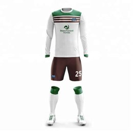 $enCountryForm.capitalKeyWord Australia - High quality soccer jerseys custom team soccer uniforms sets of college football uniforms Kits jerseys for adults