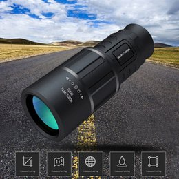 night vision infrared telescope Australia - HD 10x40 Binoculars Professional Hunting night vision Telescope Handheld Binocular Zoom Vision No Infrared Eyepiece