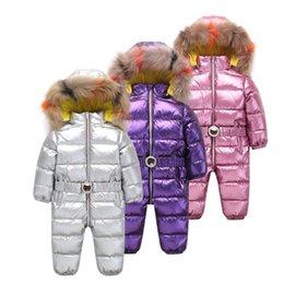 $enCountryForm.capitalKeyWord Australia - Children's Jumpsuit baby girls winter coat jacket for girls clothing , thicken infant girl coat infant snowsuit