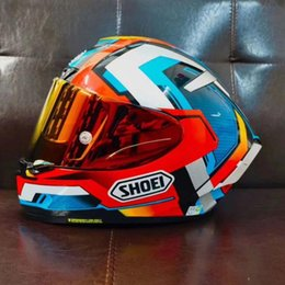 helmet full face NZ - Full Face Motorcycle helmet X14 Bradley new painting Helmet Riding Motocross Racing Motobike