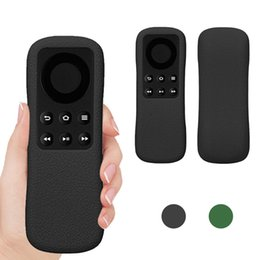 Tv remoTe covers cases online shopping - New Hot For Amazon Fire TV Stick Remote Silicone Case Protective Cover Skin