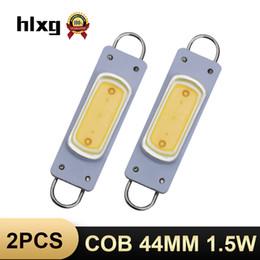 Rigid loop light bulb online shopping - HLXG X Turn Signal White Rigid Loop Festoon mm LED License Light Car Interior Bulb Clearance Dome Auto V