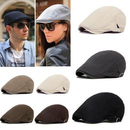 6c80657b01514 Discount gatsby caps wholesale - Men Women Cotton Gatsby Cap Golf Driving  Flat Cabbie Beret Newsboy