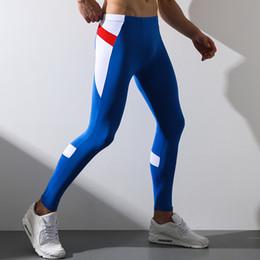 $enCountryForm.capitalKeyWord Australia - hOT Men Running Tights Leggings Stretch Sweatpants Jogging Fitness Gym Training Workout Sport Track Yoga Pants Trousers for Male