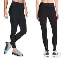 $enCountryForm.capitalKeyWord Australia - S-XXL Women Stretchy Leggings U&A Sports Jogging YOGA Pants High Waist Skinny Tights Amour Push Up GYM Workout Trousers Track Pants C42305