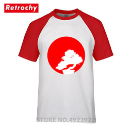 best wholesale t shirts Australia - Cobra Kai Retro T Shirt Sun Bonsai Tree T-shirts Miyagi Do Bonsai Tree Karate Kids Martialer Arts Japan 80's Best Tshirt