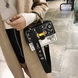 Fine Coins Australia - Women Bag H Brand Female Shoulder Messenger Bag MIWIND 2019 New bolsa feminina Fine Embroidery Comfortable Widened Strap 2 style