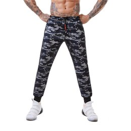 $enCountryForm.capitalKeyWord NZ - Muscle Men's Fitness Territory Camouflage Men's Sports Leisure Pants Fitness Trousers