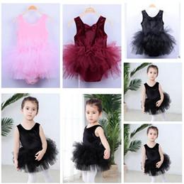 Mini aMerican girl clothes online shopping - Ballet Dress For Children Kids Designer Clothes Girl Dancewear Kids Dance Costumes Clothing Kids Ballet Costumes Girl Dance Dress Gifts