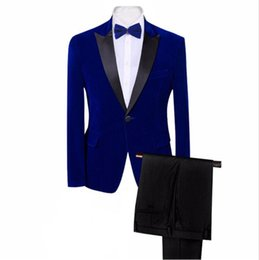 $enCountryForm.capitalKeyWord NZ - 2019 New Fashion Style Gentleman 3 Pieces Set Fashion Casual Suit Business Wedding Suits For Men Banquet Tuxedo costume homme