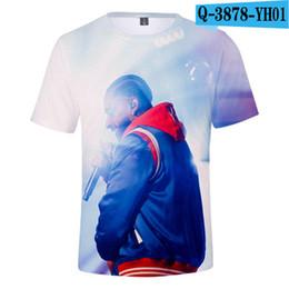$enCountryForm.capitalKeyWord Australia - Hip Pop Rapper Nipsey Hussle Tops Camisetas Summer Harajuku T Shirt Mens Clothing 3D Tees Streetwear Gothic Tee Shirt Homme