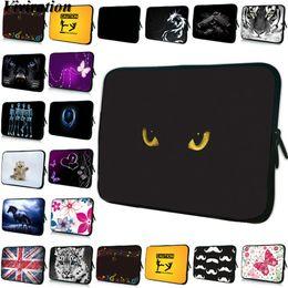 $enCountryForm.capitalKeyWord Australia - Neoprene Carry Case Cover Sleeve Tablet Netbook PC Bag Case 9.7 10.1 10 12 13 15 14 17 17.3 11.6 Laptop Notebook Bags Cover