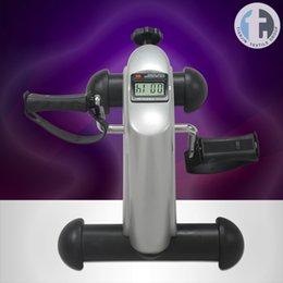 Digital Pedal Australia - Mini Pedal Exercise Machine Cycle Fitness Digital Exerciser Bike Stationary Home