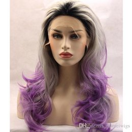 Imported From Abroad Sylvia Side Part Blonde Color Body Wave Hair Wigs Synthetic Wigs For Women Party Hair Natural Hairline Heat Resistant Fiber Hair Synthetic None-lacewigs Synthetic Wigs