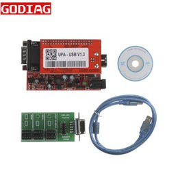 Upa adapters online shopping - New UPA USB Programmer V1 for Version Main Unit for Sale UPA USB Adapter ECU Chip Tunning UPA USB