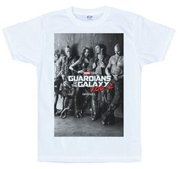 $enCountryForm.capitalKeyWord Australia - Guardians of the Galaxy vol. 2 T Shirt Free Shipping 2018 Fashion 100% Cotton O-Neck Short Sleeve Tee Shirts Loose Print