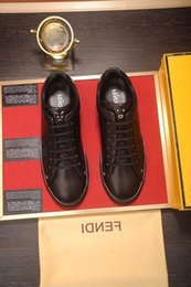 $enCountryForm.capitalKeyWord NZ - duping520 The New Black lace-up casual shoes Men Dress Shoes Moccasins Loafers Lace Monk Straps Boots Drivers Real leather Sneakers