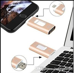 $enCountryForm.capitalKeyWord Australia - 3 In 1 Usb Flash Drive for IPhone iPad Android PC I-Flashdrive Pen Drive