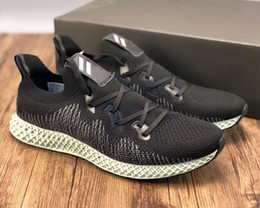 2019Free Freight Best quality AlphaEdge 4D ASW LTD Futurecraft 4D Print S18  Ash Core outdoor casual Shoe B75942 with box b4dff8fb6