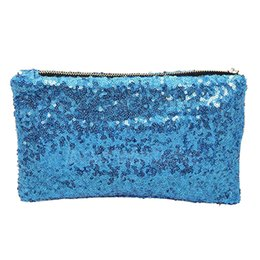 spangles sequins Australia - Women's Vintage Bling Spangle Sequin Clutch Evening Bag