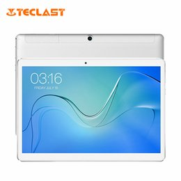 $enCountryForm.capitalKeyWord Australia - Teclast P10 4G Phablet 10.1 inch Android 8.1 MTK 6737 Quad Core 2GB RAM 16GB eMMC 2.0MP Rear Camera Dual Band Tablet Phone